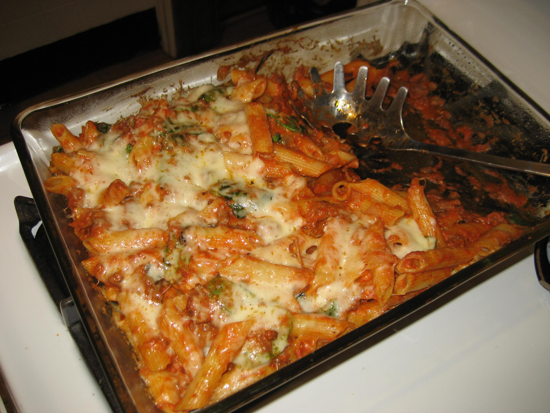 lasagna style baked ziti baked ziti lasagna style lasagna style baked ...