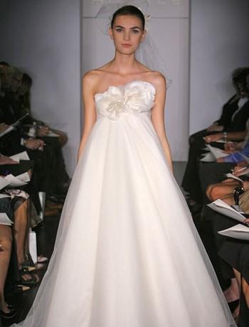 Wedding Gowns Empire Waist 19 Inspirational This empire line wedding