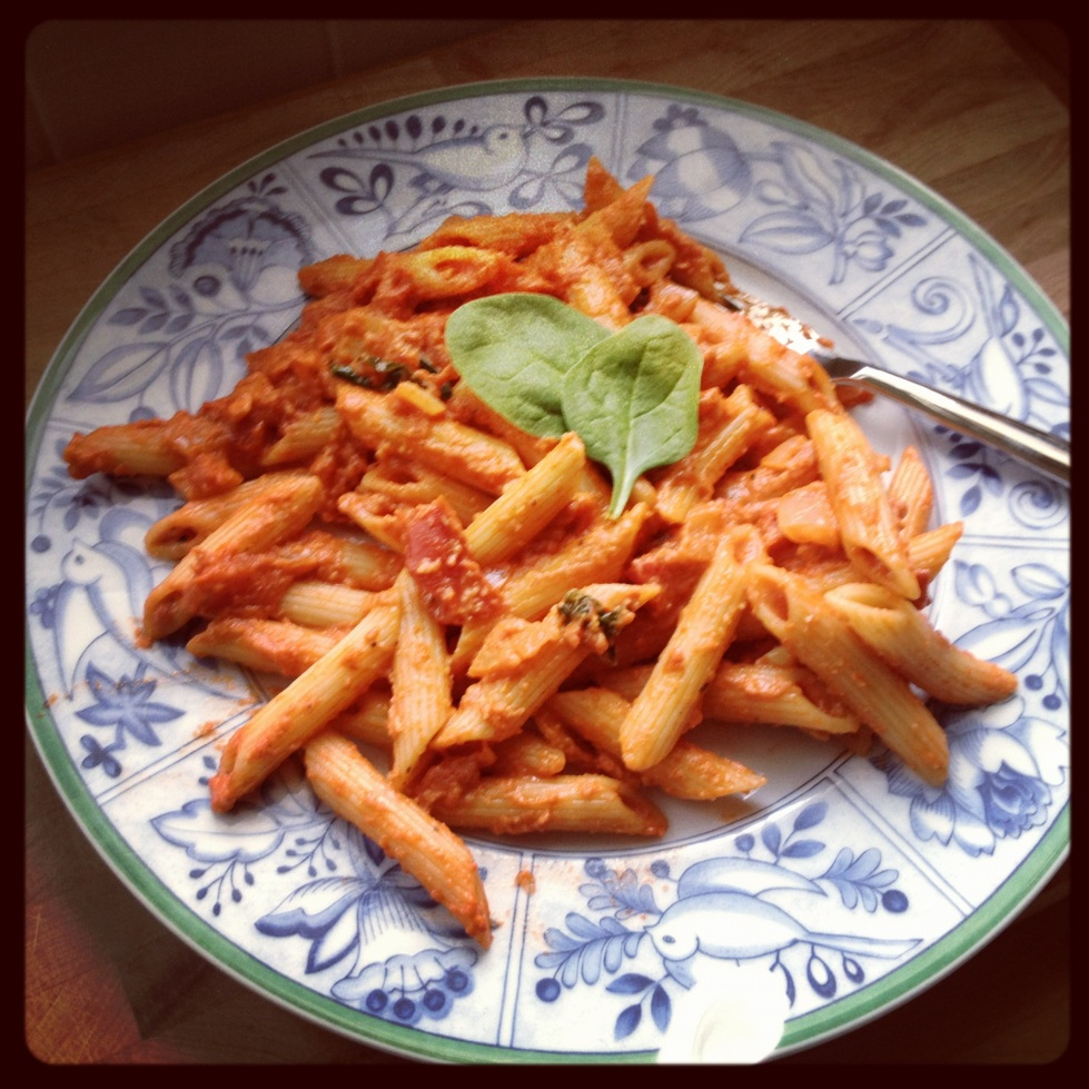 Vodka Alla Penne